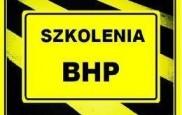 ZAWIADOMIENIE O WYBORZE OFERTY NA PRZEPROWADZENIE SZKOLENIA BHP I P. POŻ.