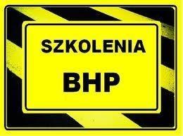 ZAPYTANIE OFERTOWE NA SZKOLENIE BHP I P. POŻ. – AKTUALIZACJA Z DN. 18.01.2016 R.